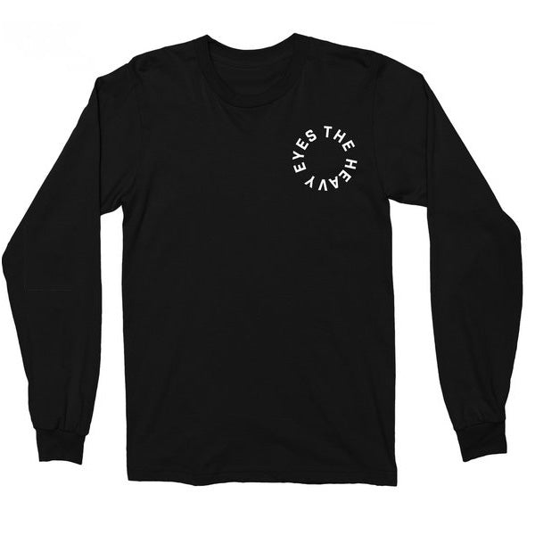 The Heavy Eyes - Weightlifter Long Sleeve Tee