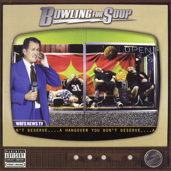 Bowling For Soup - A Hangover You Don't Deserve - Digital Download