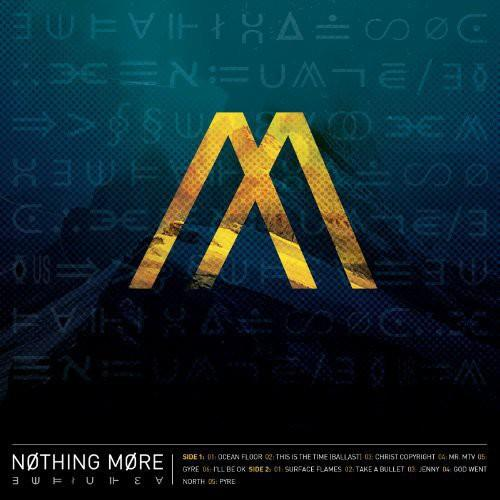Nothing More - Self Titled CD