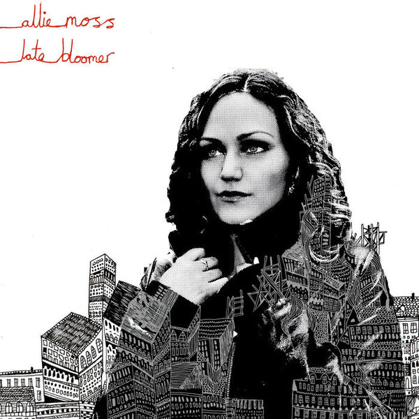 Allie Moss - Late Bloomer CD