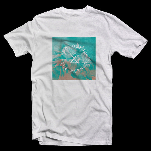 Andy Suzuki & The Method - Flower Logo Tee