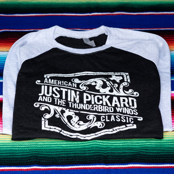 Justin Pickard - Baseball Shirt