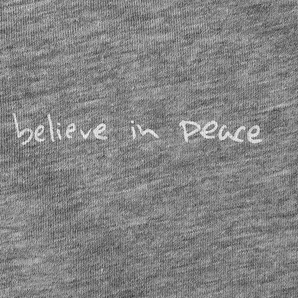 Brandon Jenner - Women's Believe Tee (Grey)