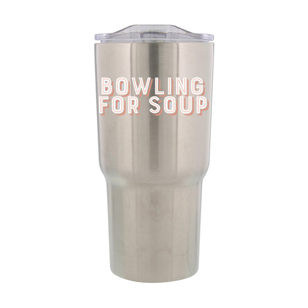 Bowling For Soup - Insulated Beverage Tumbler