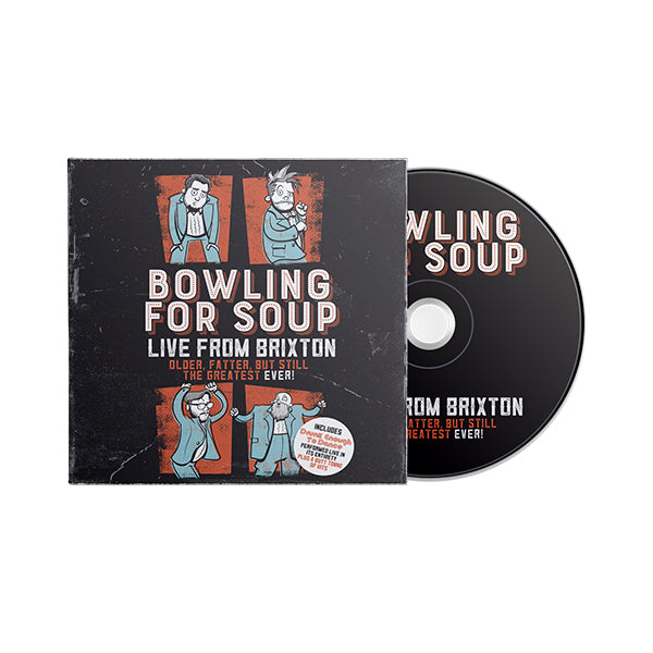 Bowling For Soup - Live From Brixton CD