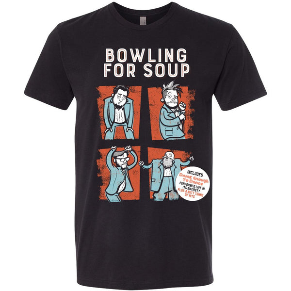 Bowling For Soup - Live From Brixton Tee
