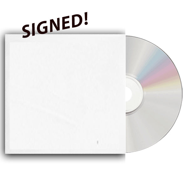 Jackie Bristow - Outsider on Signed CD (PRESALE FALL 2020)