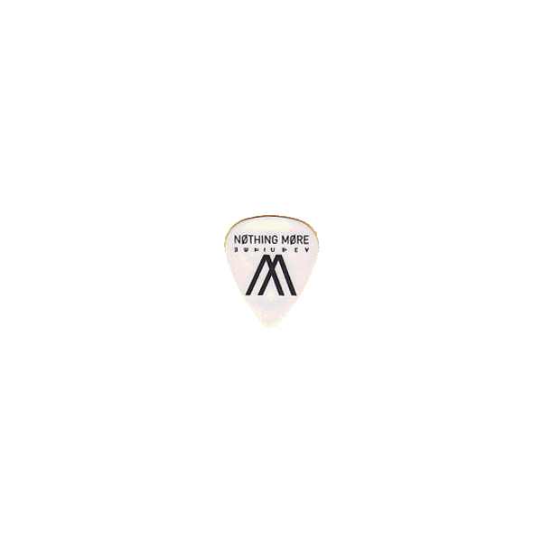 Nothing More - Guitar Pick - Mark