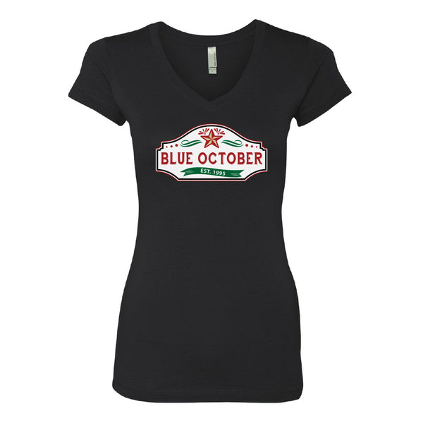 Blue October - Established 1995 Ladies Tee