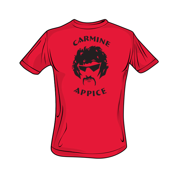 Appice - Carmine Tee (Red)