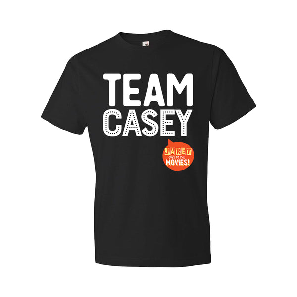 Jaret Goes To The Movies - TEAM CASEY Tee