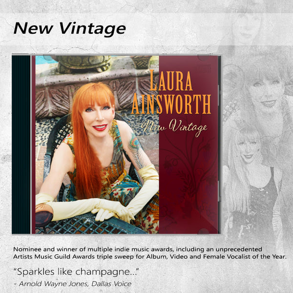 Laura Ainsworth - New Vintage CD
