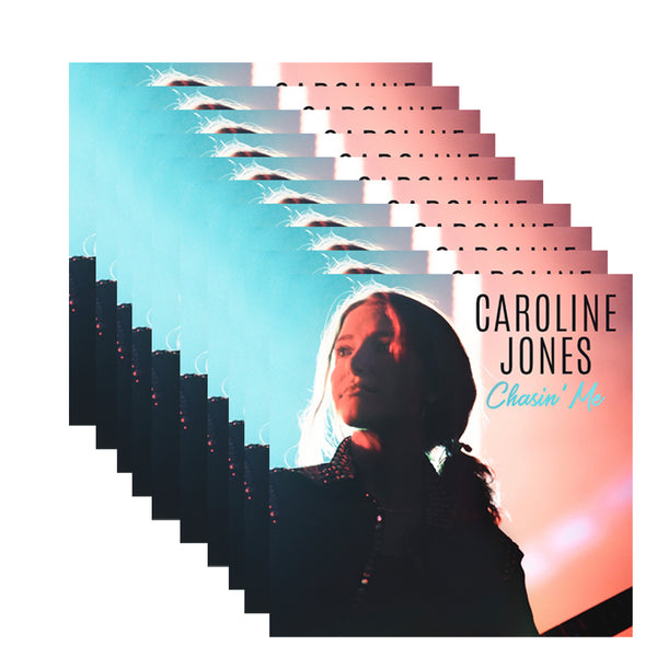 Caroline Jones - Chasin' Me 10 CD Bundle
