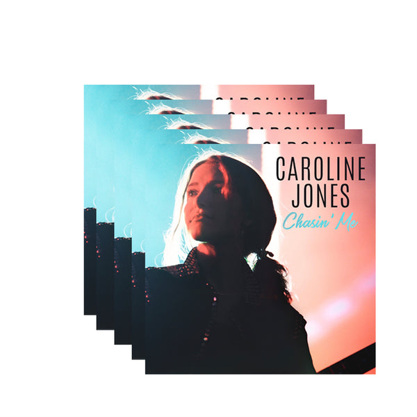 Caroline Jones - Chasin' Me 5 CD Bundle