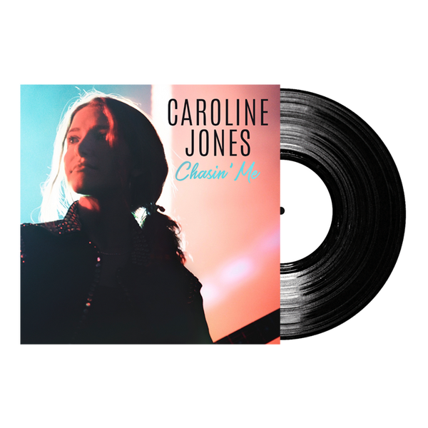 Caroline Jones - Chasin' Me Test Pressing (PRESALE WINTER 2019)