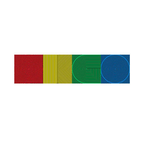 OK Go - Colors Sticker
