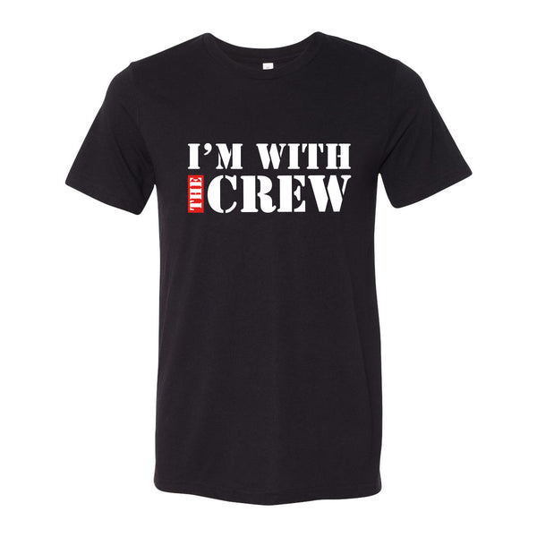 I'm With the Crew - Logo T-Shirt
