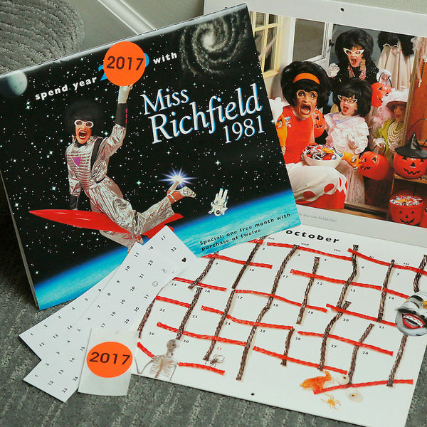 Miss Richfield 1981 - Calendar Upgrade 2.0.17