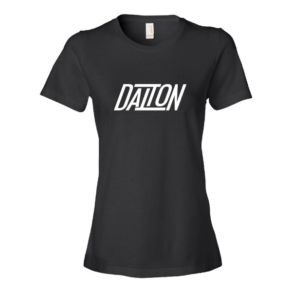 Dalton Rapattoni - Logo Ladies Tee (Black)