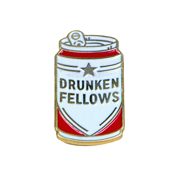 Duncan Fellows - Enamel Pin