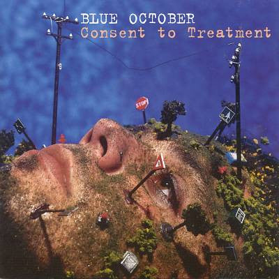Blue October - Consent To Treatment - Digital Download