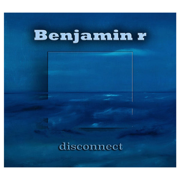 Benjamin R - Disconnect Autographed CD