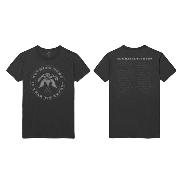Nothing More - In Fear We Trust Tour Tee