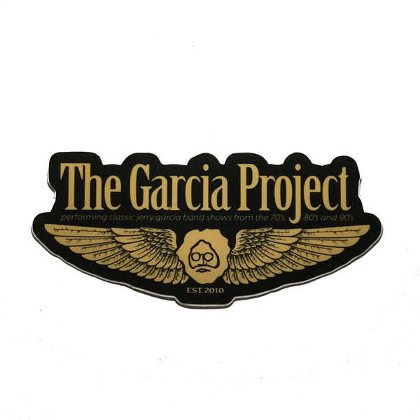 The Garcia Project - Logo Sticker