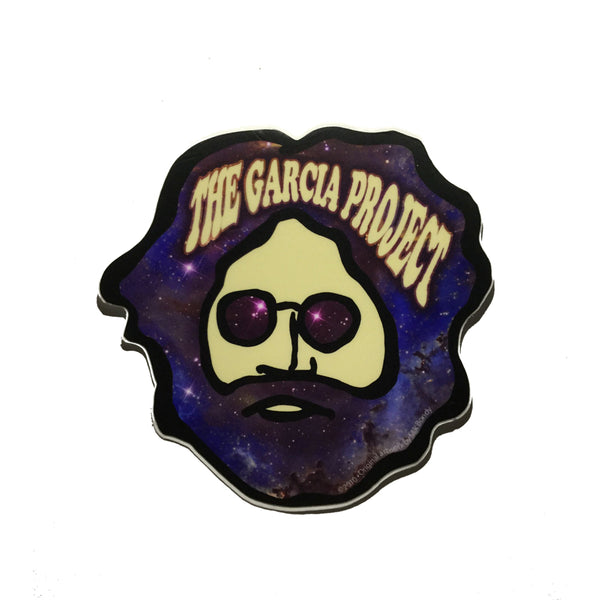 The Garcia Project - Garcia Sticker