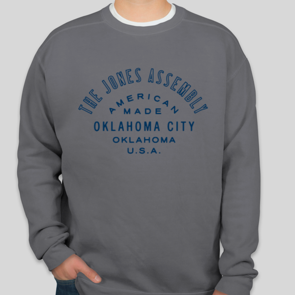 The Jones Assembly - American Made Sweatshirt