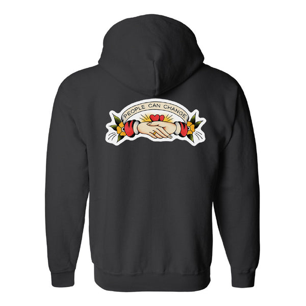 Gunner Black Co - People Can Change Hoodie