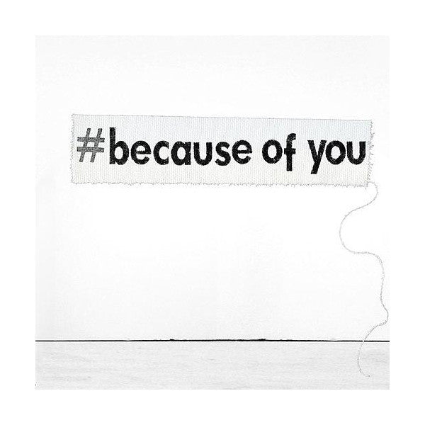 Graham Wilkinson - #BecauseOfYou
