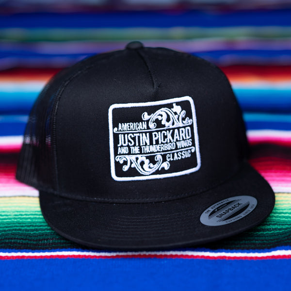 Justin Pickard - Hat
