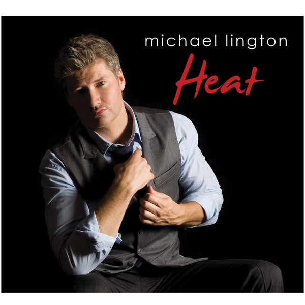 Michael Lington - Heat CD (Autographed)