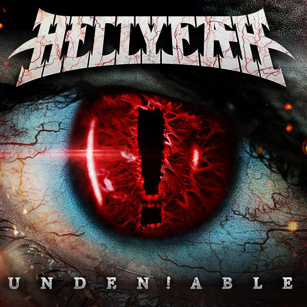 HELLYEAH - Unden!able Super Deluxe CD/DVD