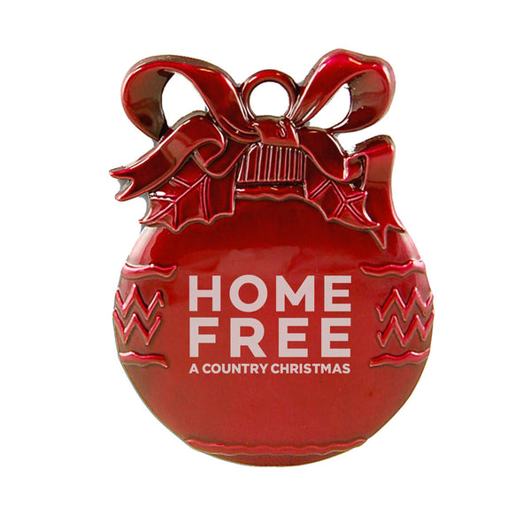 Home Free - Holiday Ornament