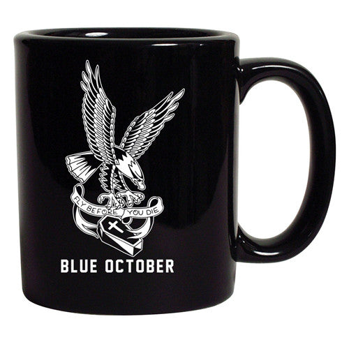 Blue October - Fly Before You Die Coffee Mug