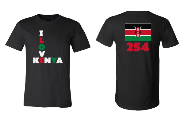 Diplomat House - Kenya 254 Men's Tee