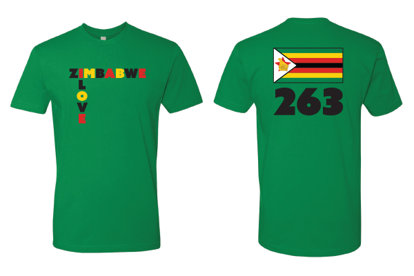 Diplomat House - Zimbabwe 263 Men's Tee