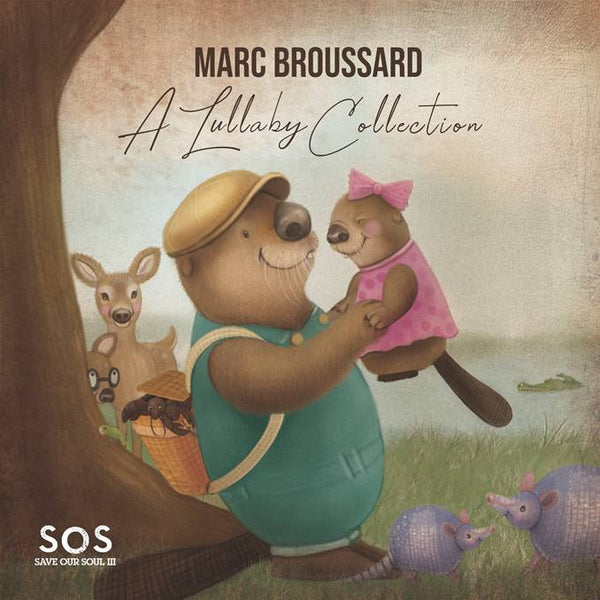 Marc Broussard - S.O.S. 3: A Lullaby Collection CD (PRESALE 11/15/19)