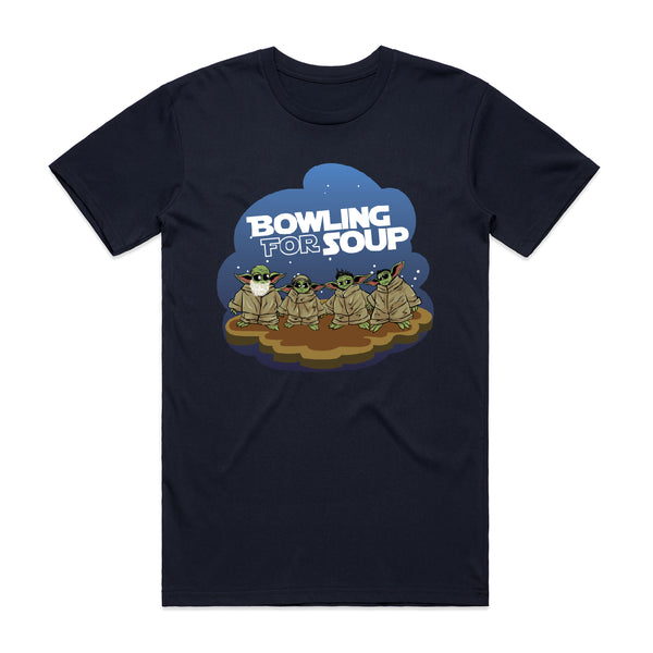 Bowling For Soup - Baby Yoda Tee