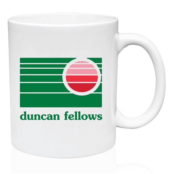 Duncan Fellows - Logo Mug