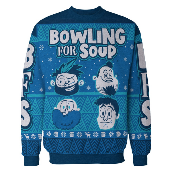 Bowling For Soup - Winter Sweater (PRESALE 11/29/19)