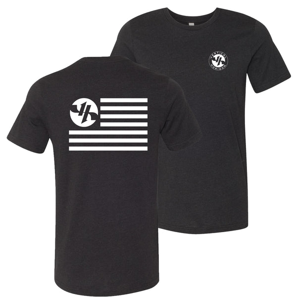 Vertical Horizon - Flag Logo Tee