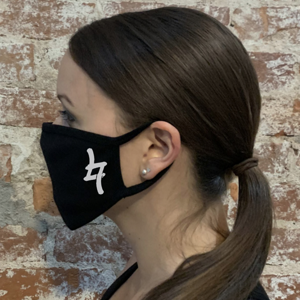 Naturally 7- N7 Logo Face Mask (PRESALE)