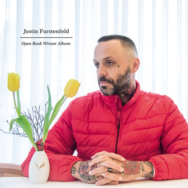 Justin Furstenfeld - Open Book Winter Album Vinyl