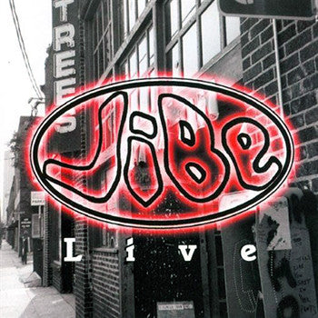 Jibe - Live at Trees CD
