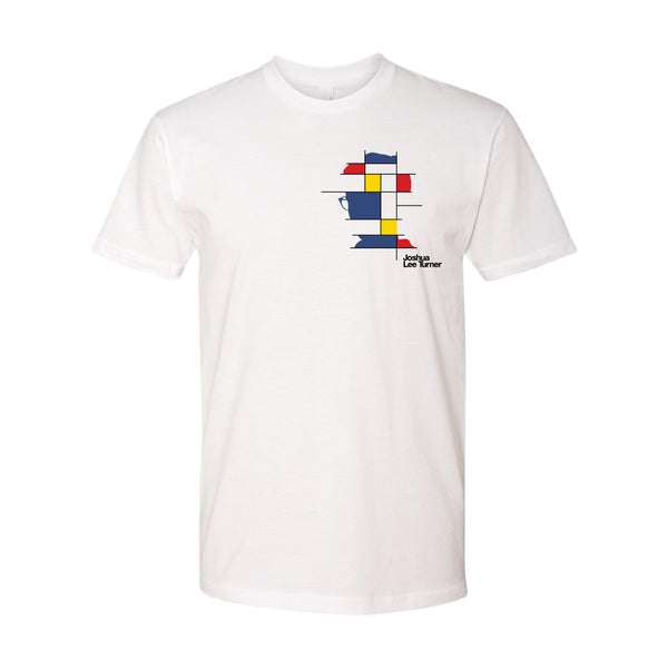 Joshua Lee Turner - Colors Logo Tee