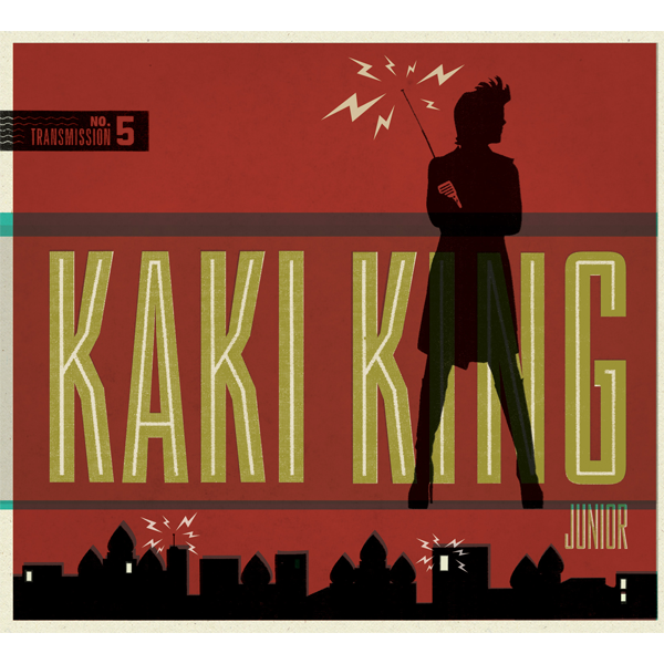 Kaki King - Junior Digital Download