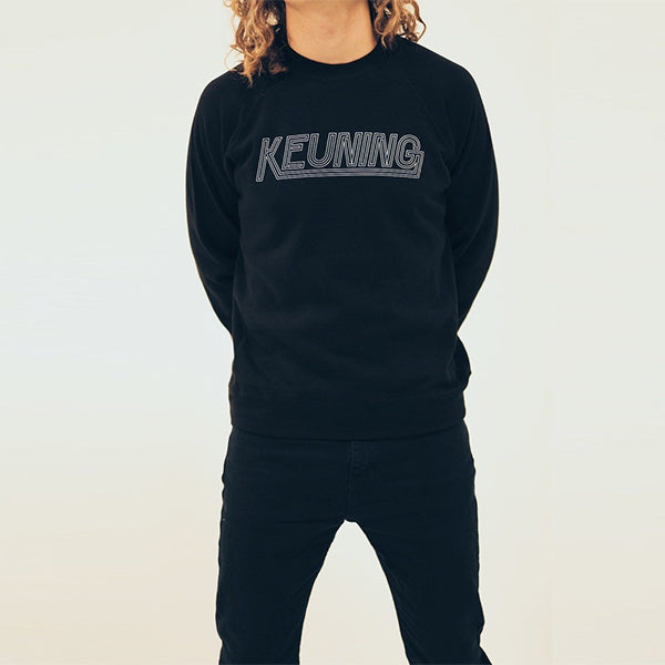 Keuning - Black Sweatshirt